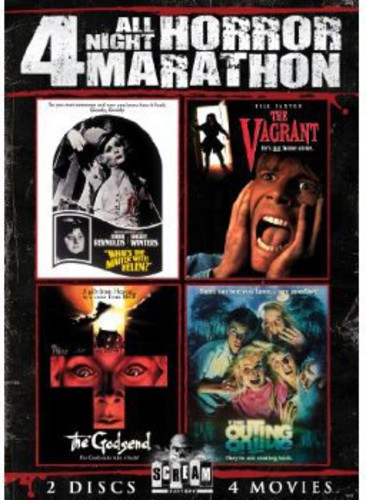 All Night Horror Movie Marathon 1