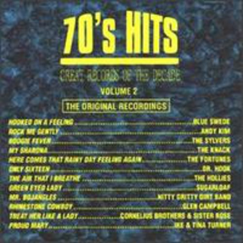70's Pop Hits 2 /  Various