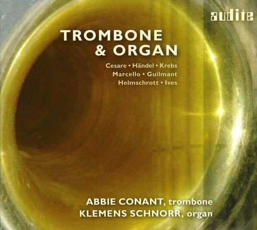 Music for Trombone & Organ /  Various