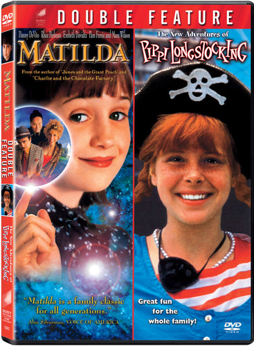 Matilda/ Pippi Longstocking