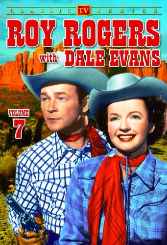 Roy Rogers Show, Vol. 7: Ridin The Lone Trail/ El Diablo Rides [B&W][TVShow]