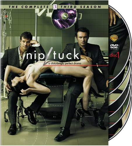 Nip/ Tuck: Comp Third Season (Operating Room)