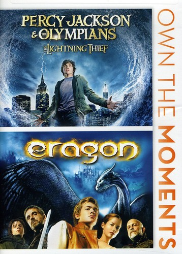 Percy Jackson and The Olympians/ Eragon
