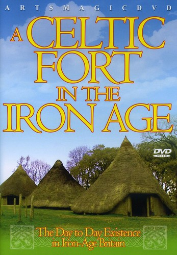 Celtic Fort in the Iron Age