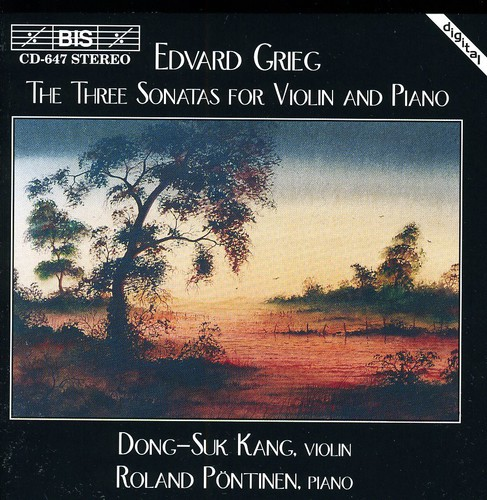 Three Sonatas for Violin & Piano