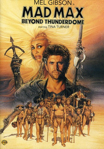 Mad Max Beyond Thunderdome [Full Frame] [Amaray]