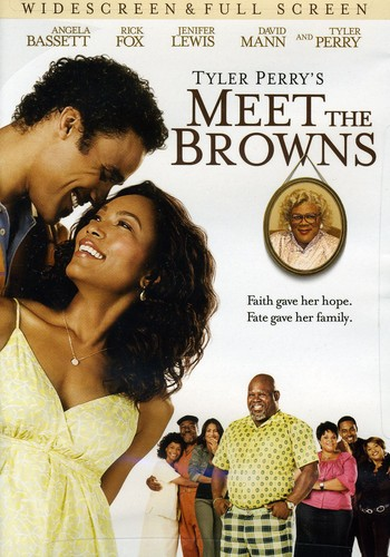 Tyler Perry's Meet The Browns [Full Frame] [WS] [Sensormatic] [Checkpoint]