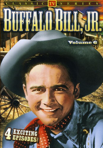 Buffalo Bill, Jr.: Volume 6