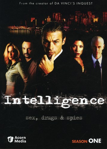 Intelligence [4 Discs] [WS] [TV Movie]
