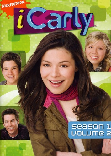 iCarly: Season 1, Vol. 2 [Full Frame] [2 Discs]