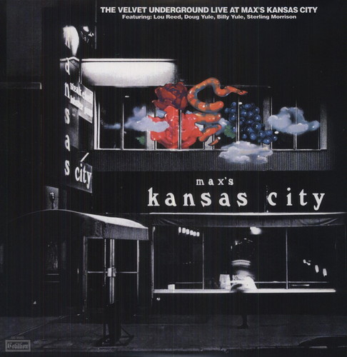 Live At Max's Kansas City [180 Gram Vinyl]