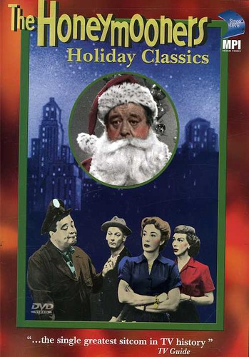 The Honeymooners Holiday Classics