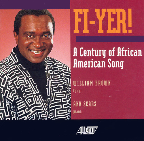Century of African American Song /  Various