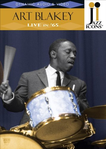 Jazz Icons: Art Blakey Live In 65