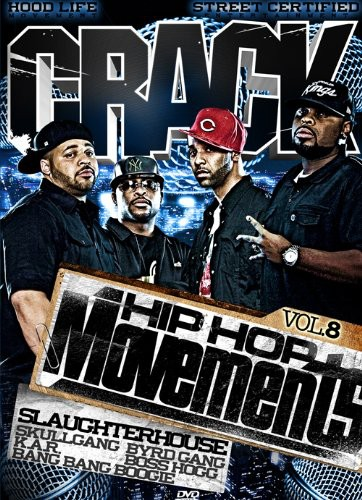 Crack 8: Hip Hop Movements /  Various