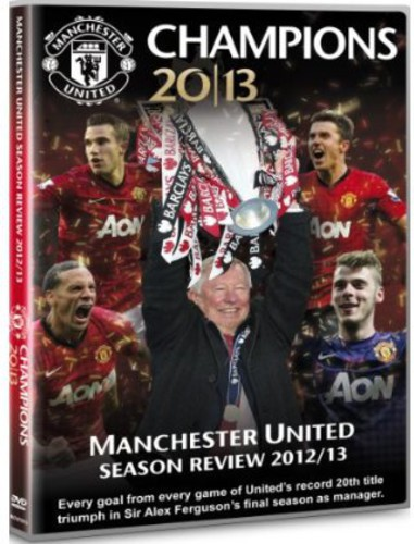 Manchester United Champions Season Review 2012/ 13