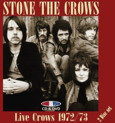 Live Crows 1972/ 73 [With DVD] [Import]