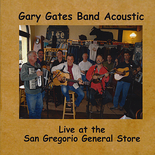 Gary Gates Band Acoustic Live at the San Gregorio