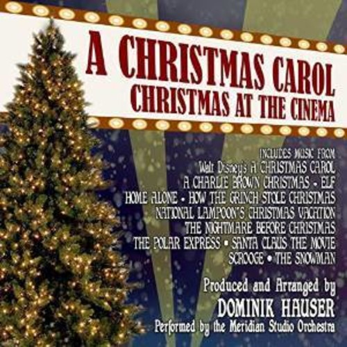 Christmas Carol: Christmas at the Cinema (Original Soundtrack)