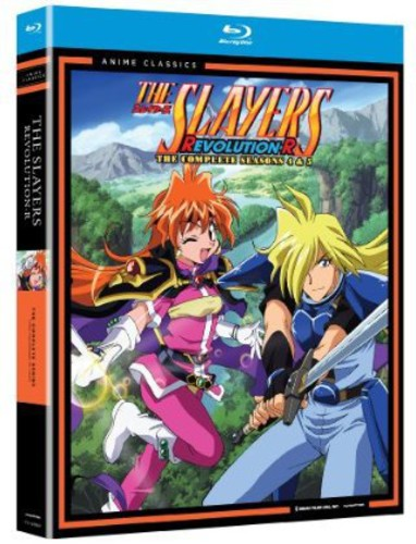 Slayers: Season 4 and 5 - Classic
