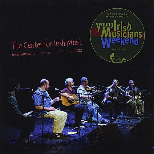 Center for Irish Music-Young Irish Musician 1 /  Various