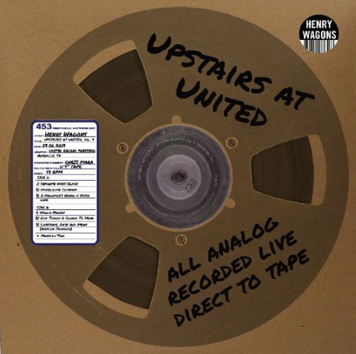 Upstairs At United, Vol. 9