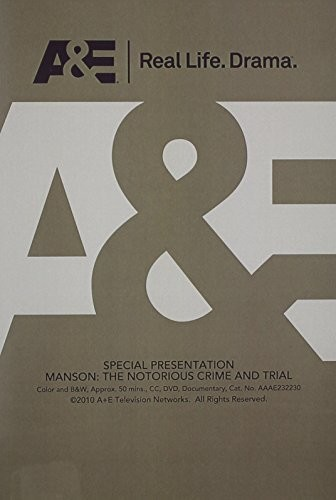 Manson: The Notorious Crime and Trial