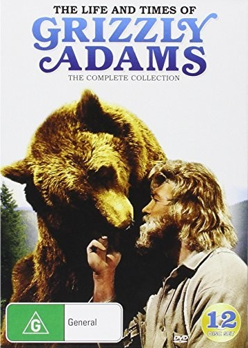Life & Times Of Grizzly Adams: Complete Collection [Import]