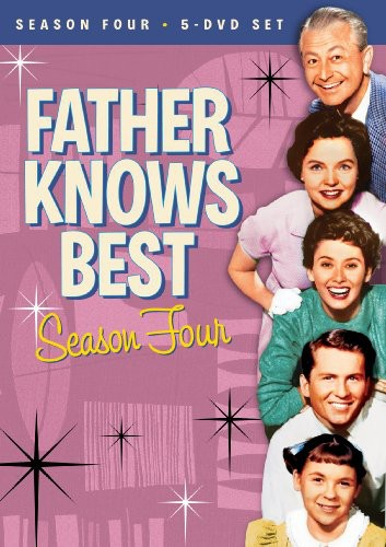 Father Knows Best: Season Four [Full Frame] [5 Discs] [Slipcase]