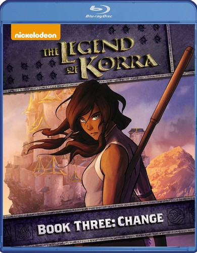 The Legend of Korra: Book Three: Change