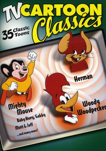 TV Classic Cartoons, Vol. 1