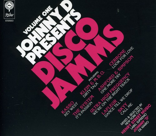 Johnny D Presents Disco Jamms 1 /  Various