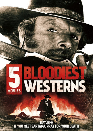 5-Movie Bloodiest Westerns