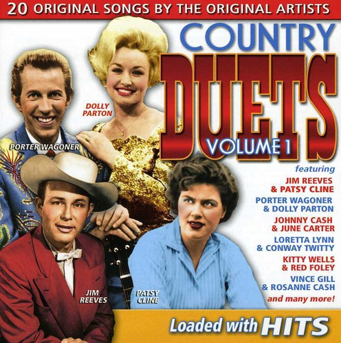 Country Duets 1 /  Various