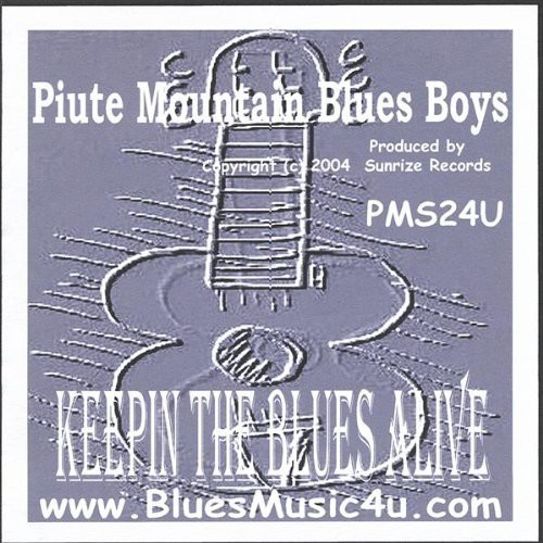 Piute Mountain Songs-2