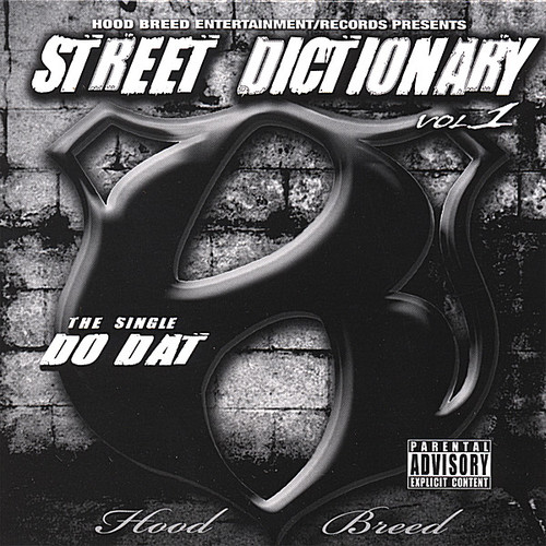 Street Dictionary 1 /  Various