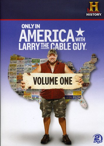 Only in America with Larry the Cable Guy 1