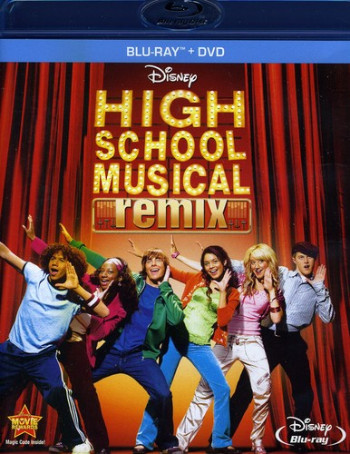 High School Musical [Blu-ray/ DVD Combo]