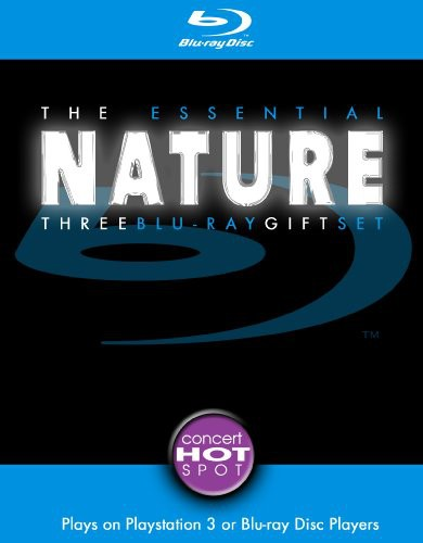The Essential Nature Three Blu-ray Gift Set