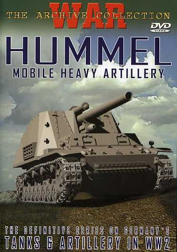 Hummel Mobile Heavy Artillery [Documentary]