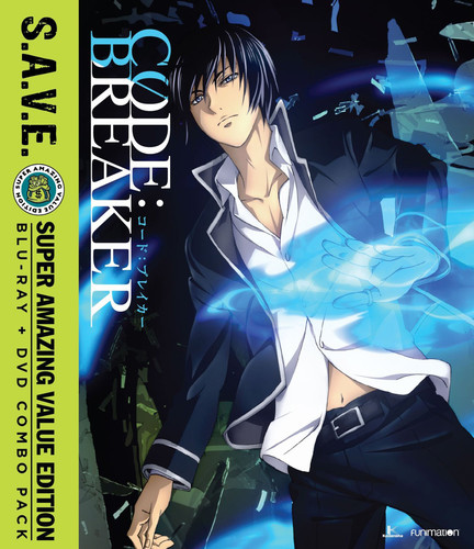 Code:Breaker - The Complete Series - S.A.V.E.