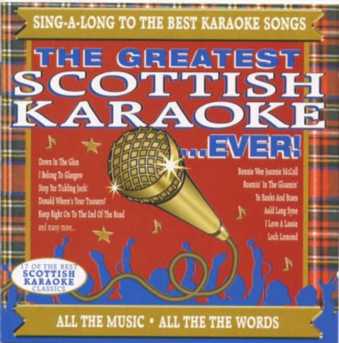 Greatest Scottish Karaoke Ever /  Various