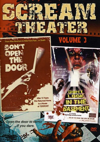 Scream Theater Double Feature, Vol. 3