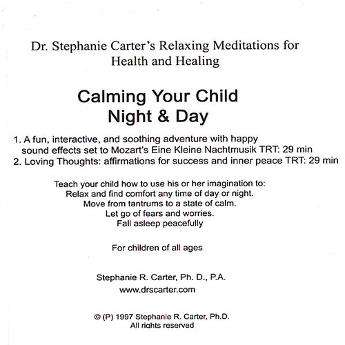 Calming Your Child Night & Day