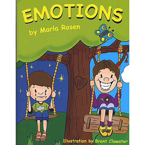 Emotions Book & CD