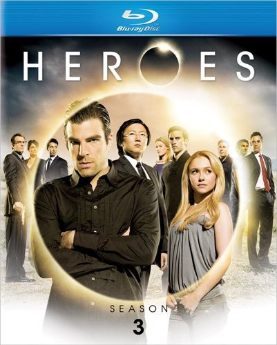 Heroes: Season 3 [Widescreen] [5 Discs] [Digipak] [Slipcase]