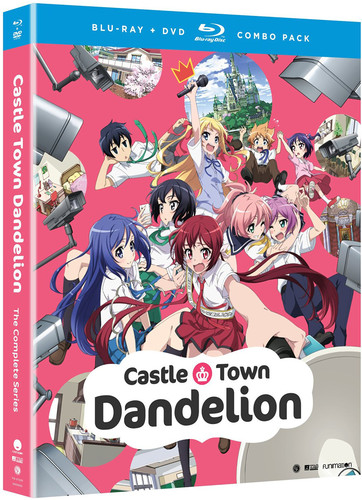 Castle Town Dandelion: The Complete Series