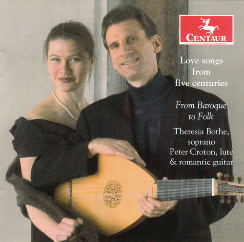Love Songs from Five Centuries - from Baroque to