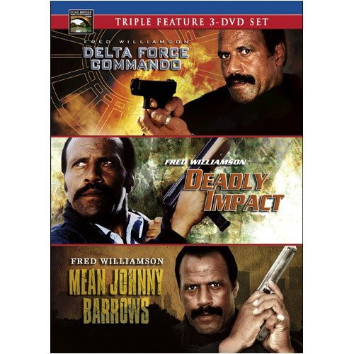 Fred Williamson Triple Feature  [Full Frame]