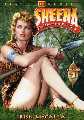 Sheena Queen Of The Jungle, Vol. 2 [Black and White]